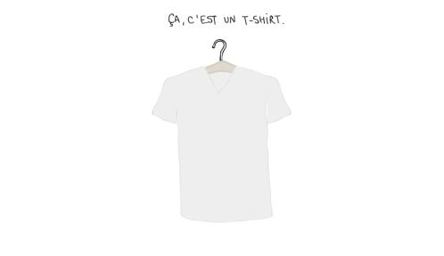 Loom Histoire d'un t-shirt