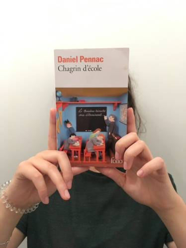 Chagrin d'Ecole Daniel Pennac
