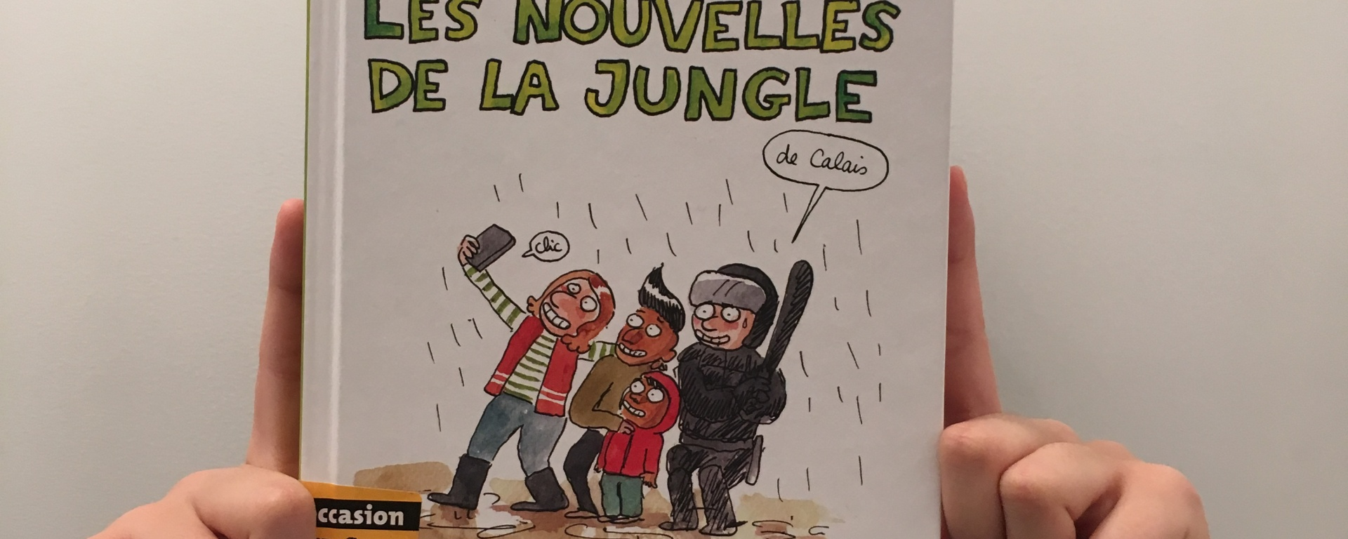 Jungle de Calais Casterman