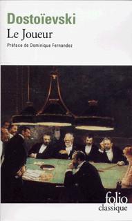 Le Joueur Dostoievski