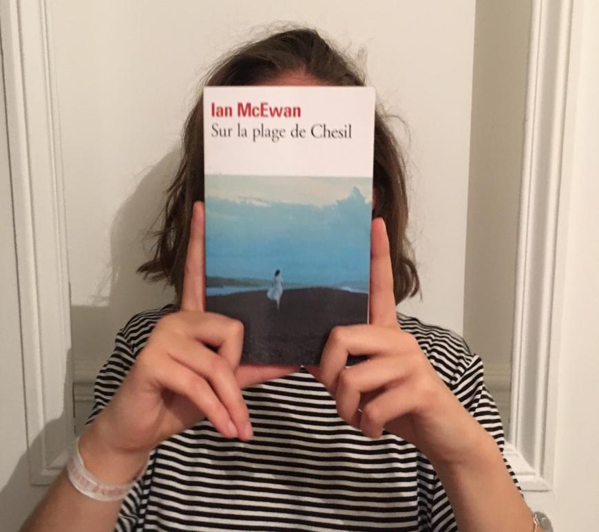 Sur la plage de Chesil de Ian McEwan