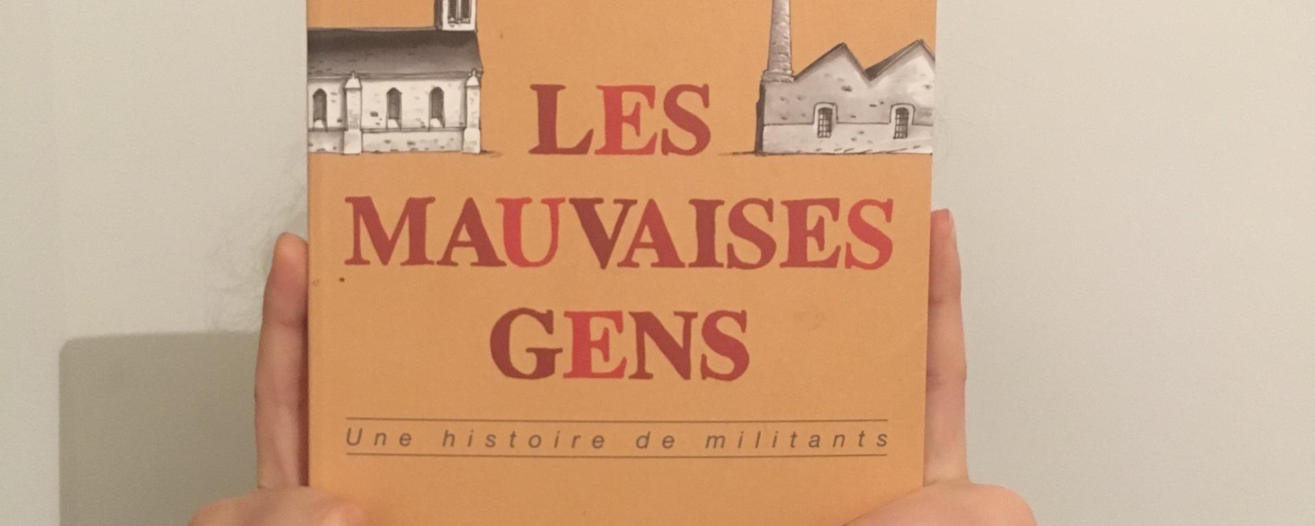 Les mauvaises gens Etienne Davodeau Editions Delcourt