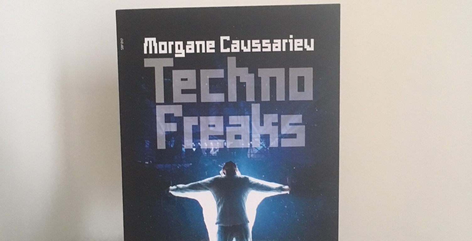 Techno Freaks Morgane Caussarieu Serpent à Plumes roman