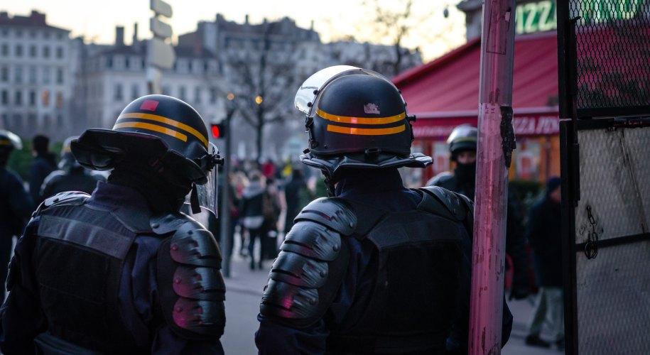 Policiers Kilyan Sockalingum