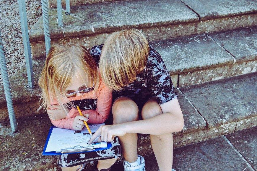 Apprentissage enfants