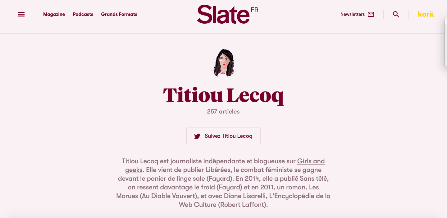 SLATE Titiou Lecoq newsletter