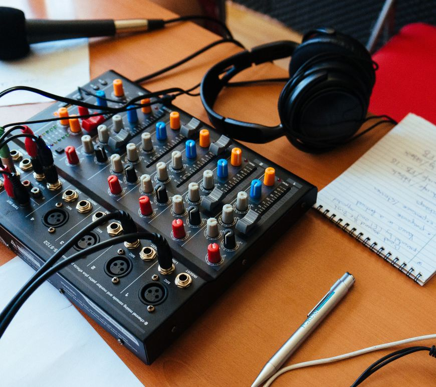 Tablette de mixage Fernando Lavin